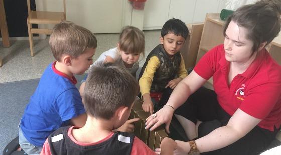 Our Montessori Program