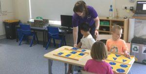 Montessori inserts