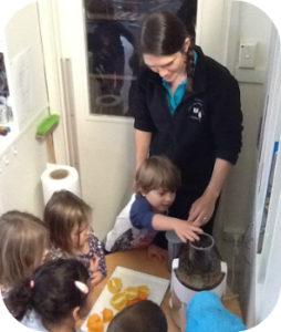 cooking brooklyn park kindergarten