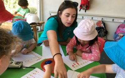Promoting your Pre-schooler's Mathematical Development
